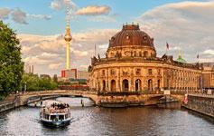 Sommer i TysklandHer er der masser af herlige mini-sommerferier.