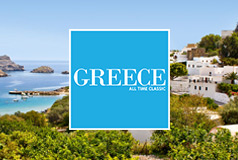 Piękna i gorąca Grecja!