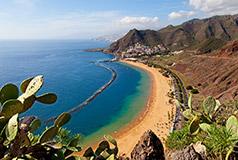 Vinter på KanarieöarnaKanariöarna erbjuder värme året om och är perfekt för höstlovet, julen och vintern.