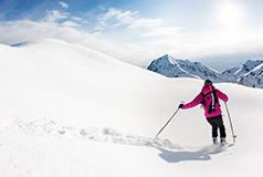 Skiferie 2016/17Så er hele vores skiudbud klar til salg. Snart falder sneen og fjeldene eller alperne venter på dig.