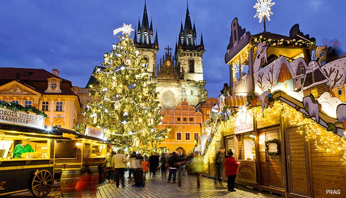 Årets bästa julmarknaderJulstämning och shopping!Här är listan över Europas bästa shoppingstäder som har julen i fokus.