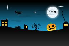 Halloween matkat