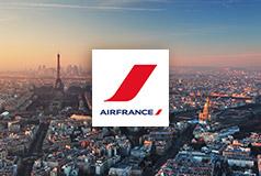 Fly og bo billigt i ParisOverrask en du holder af med et hotelophold og fly til Paris - verdens smukkeste by! Stærkt nedsatte priser i samarbejde med Air France!