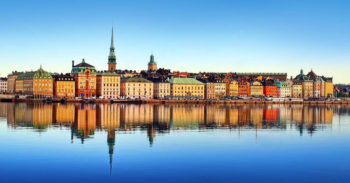 Ta en weekend i SverigeDubbelrum för 2 fr. 951:-/natt