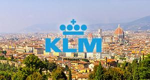 Billige flybilletter med KLMKampanjepriser på flybilletter med KLM til mange, eksotiske steder.