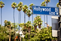 Sommer i CalifornienRejs til USA og besøg Californien med Hollywood, Los Angeles, Palm Springs, forlystelsesparkerne og road trips.