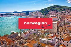 Billiga flygbiljetter med NorwegianMed Norwegian och Sembo kan du resa på både sommarsemester och höstsemester, och det till kampanjpriser!
