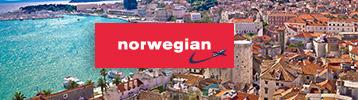 Halvat lennot Norwegianilla