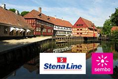 Upp till 50% rabattFynda sommarens Danmarksresa nu! Upp till 50% rabatt på färjebiljetten och goda erbjudanden på boende. Boka senast 7/7.