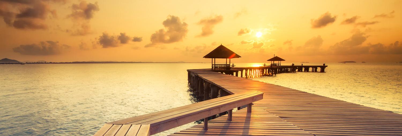Varme vinterrejserDe Kanariske Øer, Dubai, Thailand, Florida, Maldiverne, Mexico, Caribien. Find din rejse til varmen her.