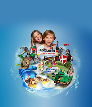 Erbjudande i LEGOLAND®Bo 3 nätter, betala endast för 2