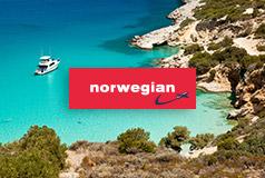 Supertilbud fra Norwegian!Skønne destinationer som Rom, Los Angeles og mange flere med Norwegian!