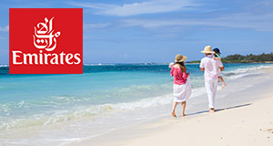 Tilbud fra EmiratesKampanjepriser på flybilletter til mange herlige, varme og spennende reisemål!