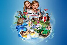 Bli i 3 netter – betal for 2 på LEGOLAND®!Supertilbudpå LEGOLAND®Bestill senest 22/4!