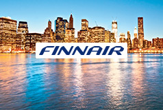 Storbyferie med FinnairPeking, New York, San Francisco og Miamier noen av byene der vi har kampanjepriser til nå.