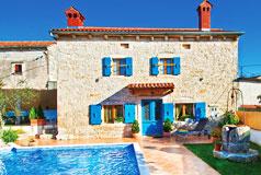 FerienhäuserWir haben eine große Auswahl anFerienhäuser in vielen Teilen Europas.