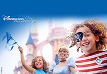 Disneyland® ParisOp til 20% rabat på overnatning & halvpension til 0,-.Lad drømmene blive til virkelighed, bestil årets mest eventyrlige rejse.