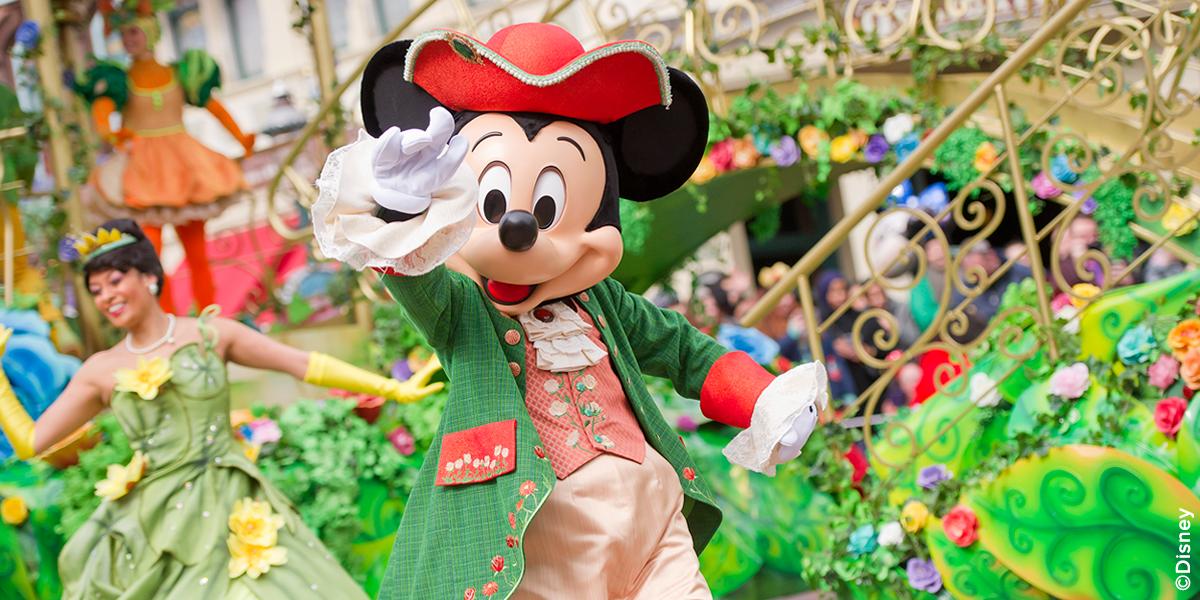 Aikaisen varaajan alennukset kesälle Disneyland® PariisissaJopa -25% alennusta majoituksesta + ilmainen puolihoito ja sisäänpääsyliput!