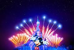 Disneyland® ParisBestil 4 nætter og få op til 2 nætter til 0,-.Lad drømmene blive til virkelighed, bestil årets mest eventyrlige rejse.