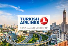 Varma resor med Turkish AirlinesSpännande resmål med sol & värme, storstäder och upplevelser.