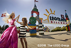 Erbjudande Legoland