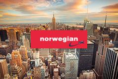 Res till värmen med Norwegian!Fyndpriser på flyg och boende till en cityweekend i värmen! Njut av värmen och med en resa till Mallorca, New York eller nåpon av många andra härliga destinationer!