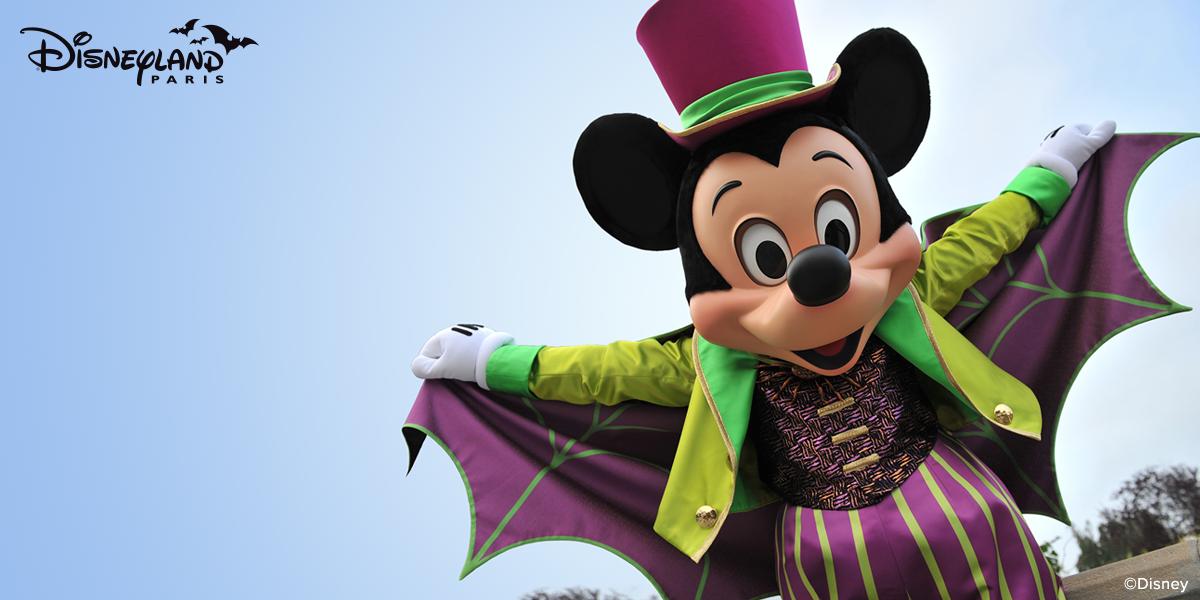 Disneyland® ParisSpar op til 15% rabat + halvpension for 0,-.Lad drømmene blive til virkelighed.