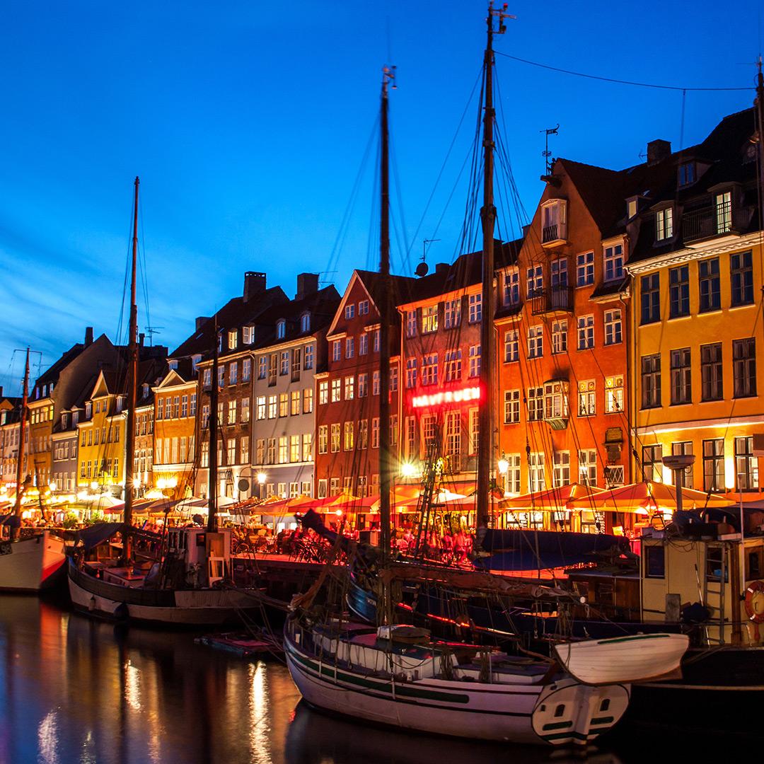Großstadt, DänemarkBesuchen Sie Dänemarks Großstädte mit Ihren vielseitigen Angeboten.