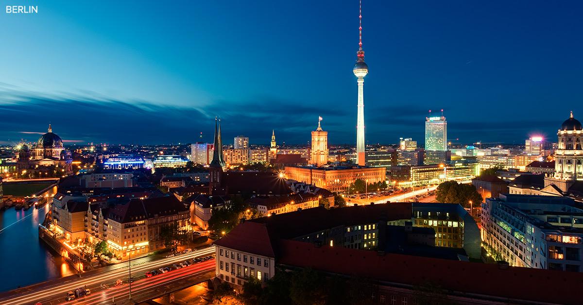 BerlinBesuchen Sie Deutschlands Hauptstadt Berlin und genießen Sie die einzigartige Atmosphäre, Kultur und Geschichte dieser modernen Großstadt.