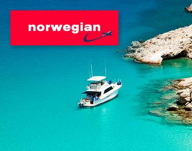 Supertilbud fra NorwegianLos Angeles, New York og mange flere!
