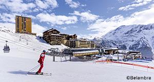 Skiferie i FrankrigSpar op til 30%.Book skiferien nu og gør dig klar tilat mærke den knitrende sne under støvlerne.Få rabat påBelambra Clubs hoteller i Frankrig.