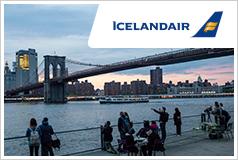 Eventyr med IcelandairGå ikke glipp av denne muligheten til å bestille billige flybilletter!