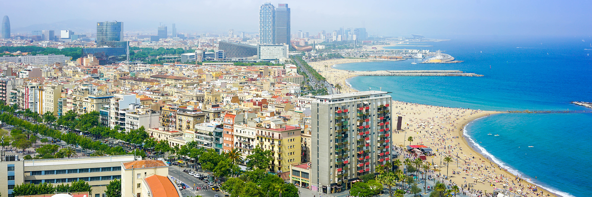 EspanjaMallorca, Barcelona, Costa del Sol, Costa Brava, Costa Dorada, Costa Blanca jne.