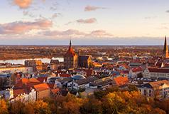 TysklandHistoriska städer, vacker natur og fantastisk kultur.Schleswig-Holstein, Mecklenburg-Vorpommern, Thüringen, Berlin, Niedersachsen.