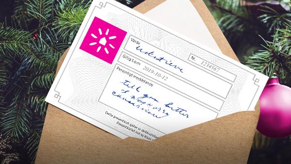 GavekortGiv et gavekort i julegave og få selv 200,-