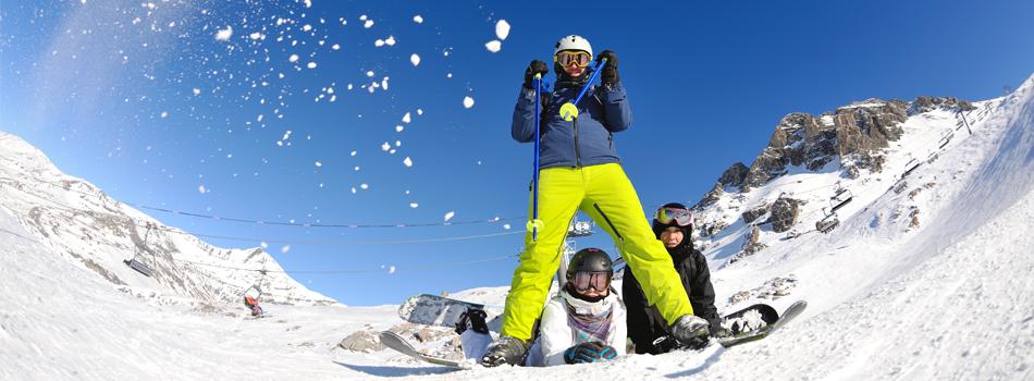 Skiferie i alperneFå op til 25% rabat på nogle af Pierre & Vacances fantastiske ferieboliger i Alperne.