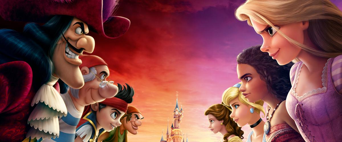 Pirates & Princesses Festival - pågår 19/1 - 17/3Är du en prinsessa eller en pirat?