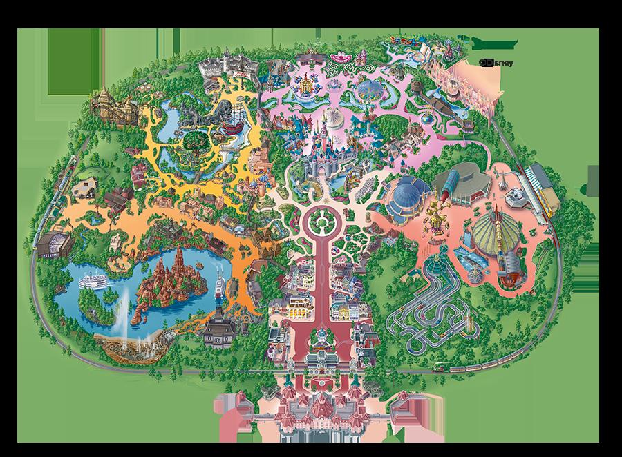 Kaksi Disneyland® Pariisin huvipuistoaDisneyland® Park &Walt Disney Studios® Park samalla sisäänpääsylipulla!