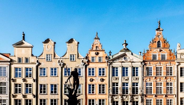 Weekend i GdańskFärja från Karlskrona + 3 nätter på hotell för 2 vuxna - fr. 4.397 kr!