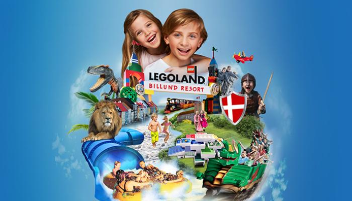 Förlängd Boka tidigt-rabatt!Passa på! Åk till LEGOLAND Billund Resort. Boka senast 31/1 2019!