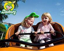 LisebergTervetuloa Pohjoismaiden suurimpaan huvipuistoon, jossa on37 erilaista elämyslaitetta, paljon erilaisia ruokapaikkoja, mukavaa viihdettä ja paljon muuta. Avoinna: Huhtikuusta lokakuun alkuun.