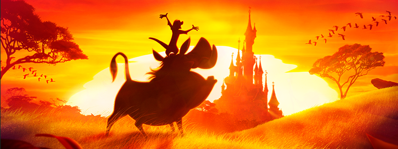 Disneyland® ParisOp til 30% rabat + gratis entré til Disneyland® Paris Supertilbud til Disneyland® Paris! Spar op til 30% på alle vores Disneyland-hoteller. Entrébilletter til parkerne indgår. Book senest 10/7 2019! Til sommer kommer Løvernes Konge og Junglebogen til Disneyland® Paris. Oplev fantastiske og spændende attraktioner og mød alle dine yndlingsfigurer.