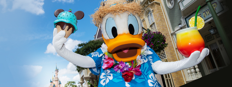 Boka tidigt-rabatt för sommaren till Disneyland® ParisUpp till 25% boenderabatt + gratis halvpension och entrébiljetter!