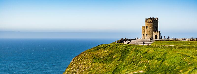 IrlandMissa inte en av Europas vackraste platser