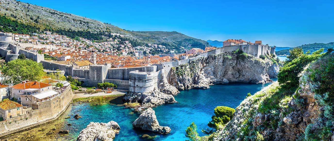 KroatienKrystalklart vand, hyggelige byer og god mad