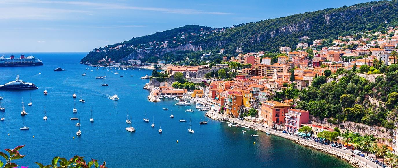 Franska RivieranBook tidligt-rabat på din sommerferie på alla Pierre & Vacances ferieboliger.