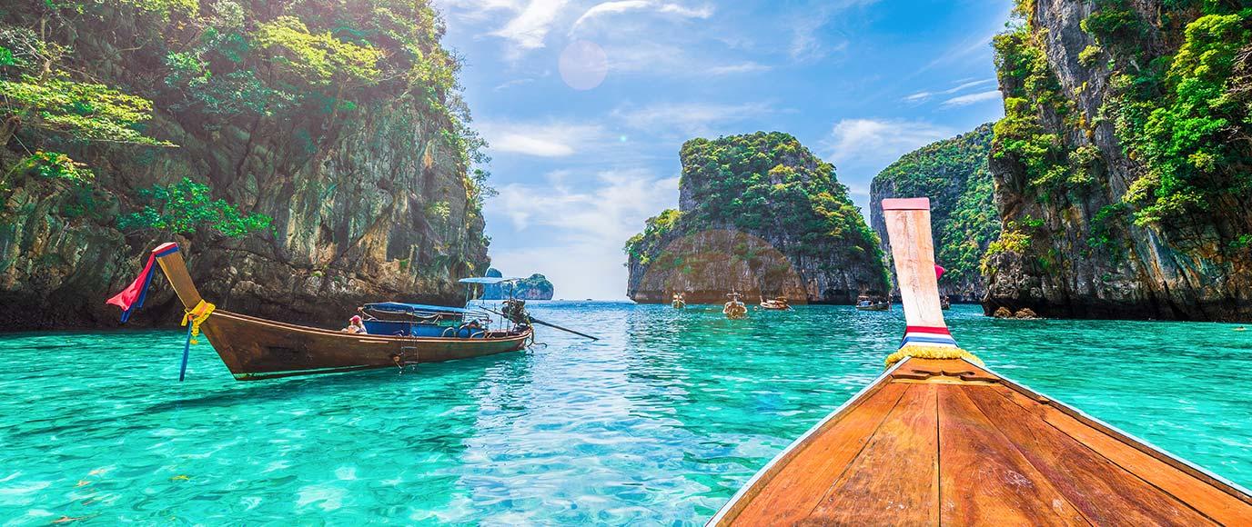 Vart ska man åka i Thailand?Ett blogginlägg fyllt med bra tips inför din nästa resa
