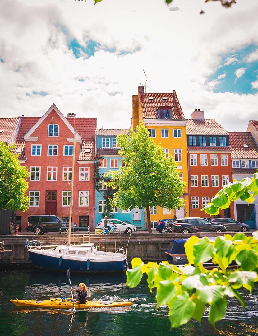Weekendresa till KöpenhamnFr. 644:-/natt & 2 pers