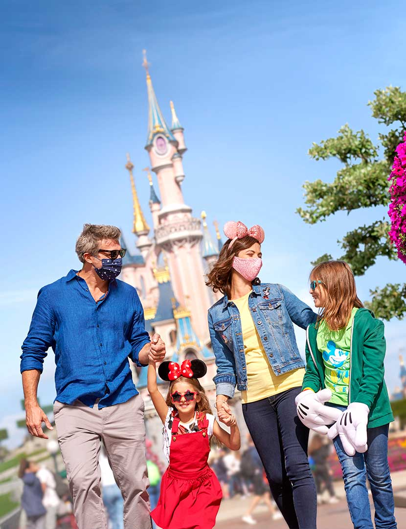 Disneyland® ParisFr. 1.339:-/2 nätter & 2 pers