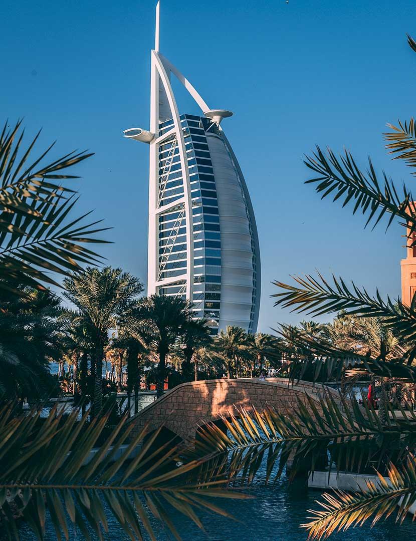 DubaiFr. 671:-/3 nätter & 2 pers